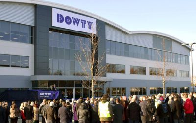 Dowty Propellers is ready for the future of propeller systems with its new production facility, repair operation and headquarters near Gloucester in Brockworth, England
