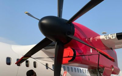 Dowty Propellers steps up its customer support with a new technical services portal